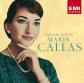 CD The Very Best of Singers: Maria Callas Maria Callas