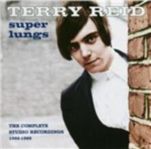 Superlungs 1966-69 - CD Audio di Terry Reid