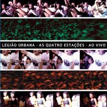As Quatro Estacoes ao Vivo - CD Audio di Legião Urbana