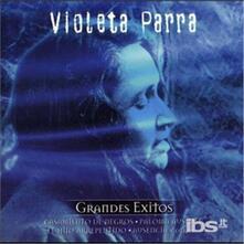 Grandes exitos - CD Audio di Violeta Parra