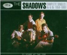 Complete Singles A's & B's 1959-1980 - CD Audio di Shadows