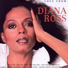 Love from Diana Ross - CD Audio di Diana Ross