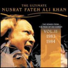 The Ultimate Collection vol.2 - CD Audio di Nusrat Fateh Ali Khan