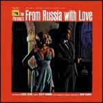 Cover CD A 007, dalla Russia con amore