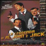 Cover CD Colonna sonora La leggenda di Al, John & Jack