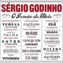 O Irmao Do Meio - CD Audio di Sergio Godinho