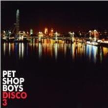 Disco 3 - CD Audio di Pet Shop Boys