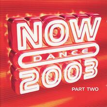 Now Dance 2003 vol.2 - CD Audio