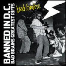Banned in DC - CD Audio di Bad Brains