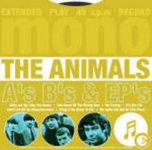 A's B's and Ep's - CD Audio di Animals