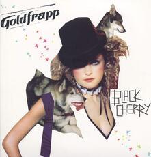 Black Cherry (Coloured Vinyl) - Vinile LP di Goldfrapp