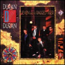 Seven and the Ragged Tiger (Digipack) - CD Audio di Duran Duran