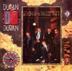 CD Seven and the Ragged Tiger Duran Duran
