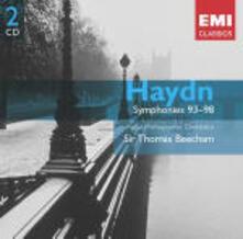 Sinfonie n.93, n.94, n.95, n.96, n.97, n.98 - CD Audio di Franz Joseph Haydn,Sir Thomas Beecham