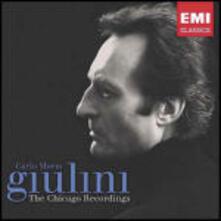 The Chicago Recordings - CD Audio di Carlo Maria Giulini
