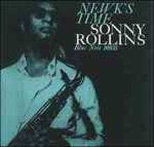 Newk's Time - CD Audio di Sonny Rollins