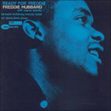 Ready for Freddie - CD Audio di Freddie Hubbard