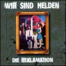 Die Reklamation - CD Audio di Wir Sind Helden