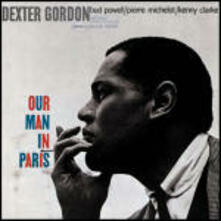 Our Man in Paris (Rudy Van Gelder) - CD Audio di Dexter Gordon