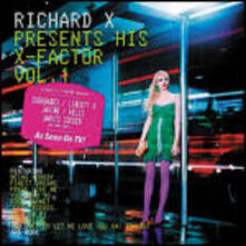 Richard X Presents His X Factor vol.1 - CD Audio di Richard X