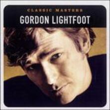 Classic Masters - CD Audio di Gordon Lightfoot