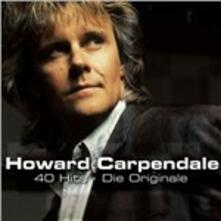 40 Hits - CD Audio di Howard Carpendale