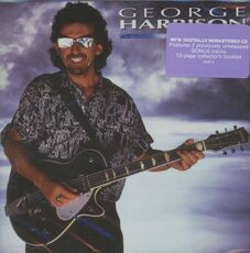 CD Cloud Nine George Harrison
