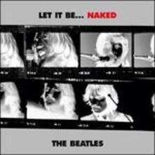 Let it Be. Naked - CD Audio di Beatles