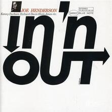 In N Out - CD Audio di Joe Henderson