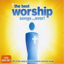Best Worship Songs - CD Audio