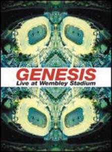 Genesis. Live At Wembley - DVD