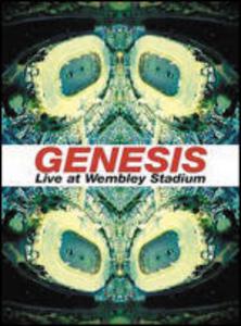 Film Genesis. Live At Wembley