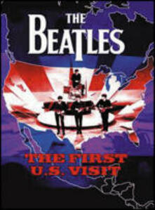 The Beatles. The First U.S. Visit - DVD