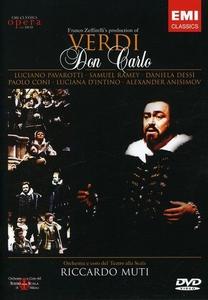 Film Giuseppe Verdi. Don Carlo Franco Zeffirelli