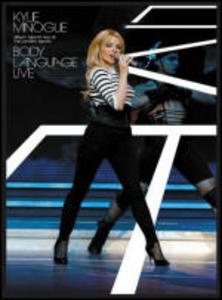 Film Kylie Minogue. Body Language Live at the London Apollo