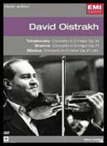 David Oistrakh. Classic Archive (DVD) - DVD