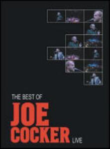 Joe Cocker. The Best of Joe Cocker Live - DVD