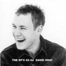 The EP's '92-'94 - CD Audio di David Gray
