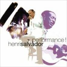 Performace - CD Audio di Henri Salvador
