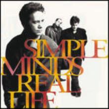 Real Life - CD Audio di Simple Minds