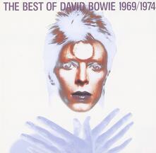 The Best 1969-1974 - CD Audio di David Bowie