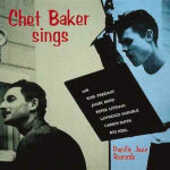 CD Sings Chet Baker