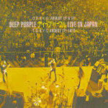 Live in Japan - CD Audio di Deep Purple