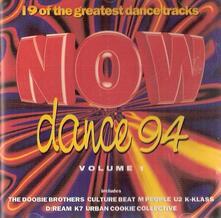 Now Dance '94 vol.1 - CD Audio