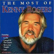 Most of Kenny Rogers - CD Audio di Kenny Rogers