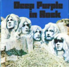CD In Rock Deep Purple