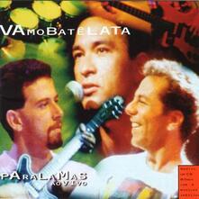 Vamo Bate Lata Ao Vivo - CD Audio di Os Paralamas do Sucesso