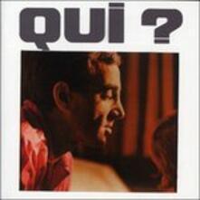 Qui ? (1963-1964) - CD Audio di Charles Aznavour