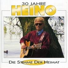 30 Jahre Heino-Die Stimme - CD Audio di Heino