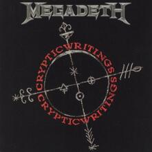Cryptic Writings - CD Audio di Megadeth
